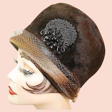 Vintage 1960s Schiaparelli Paris Hat