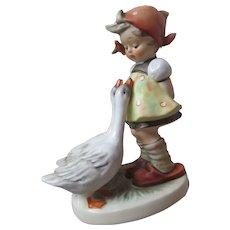 "Vintage Hummel Goebel Figurine GOOSE GIRL #47/0~TMK 7~5.25"" tall"