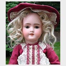 "22"" Walkure Doll by Kley & Hahn"