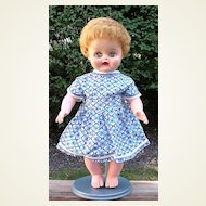 """17"""" 1950's Baby Doll with Wardrobe"""