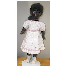 Printed Cotton Doll Dress