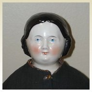 "19.5"" German China Head Doll ~ Great Clothing"