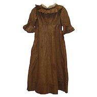 Victorian Girl's Dress
