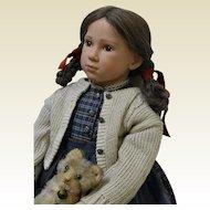 """23"""" Sabine Esche Sigikid Doll"""