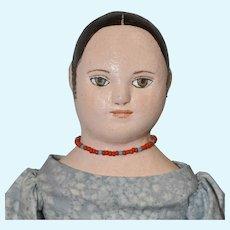 "15"" UFDC Souvenir Doll - Izannah Walker Type"