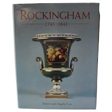 Rockingham 1745-1842 (Rockingham Porcelain) Hardcover Book