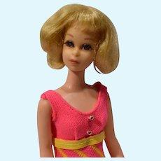 Mattel Blond Flip Francie Doll
