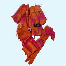 Mattel Francie Wild Bunch Reissue Outfit