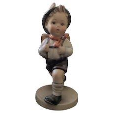 "Hummel Figurine ""School Boy"""
