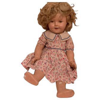 Shirley Temple Doll 1930's