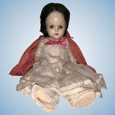 "Madame Alexander Doll ""Snow White"""