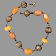 Vintage Hattie Carnegie Boho Necklace