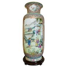Chinese XIX century Porcelain Vase