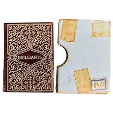Brilliant XIX century Humorous Poetry Book