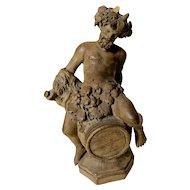 XIX  Clodion  Terracotta Sculpture