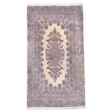 "11'7 X 20'7"" Persian Kerman Oversized Carpet"