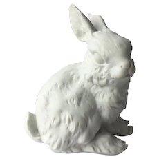 Kaiser Figurine Bunny Rabbit White Bisque #527