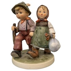 "Hummel Figurine ""Going Home"""