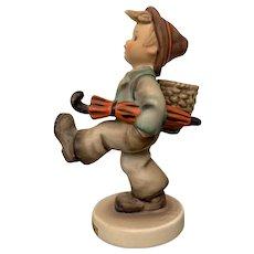 "Hummel Figurine ""Globe Trotter"""