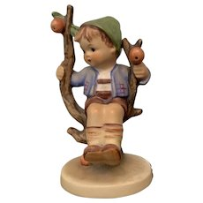 "Hummel Figurine ""Apple Tree Boy"""