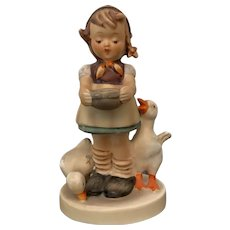 "Hummel Figurine ""Be Patient"""