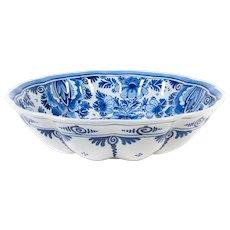 Delft Blue bowl by Porceleyne Fles