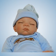 """2003 """"So Truly Real"""" Doll Baby Mathew by Ashton Drake Galleries"""