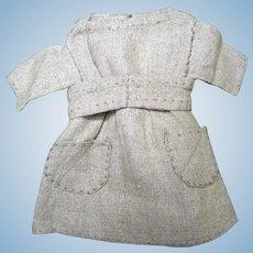 Antique nice dress mignonnette french good condition