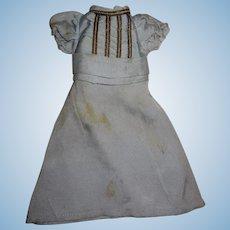 Authentic dress Bleuette Gautier Languereau Elisabeth good condition