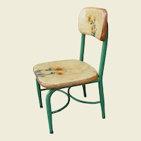 Heywood Wakefield Mid Century Child's Chair