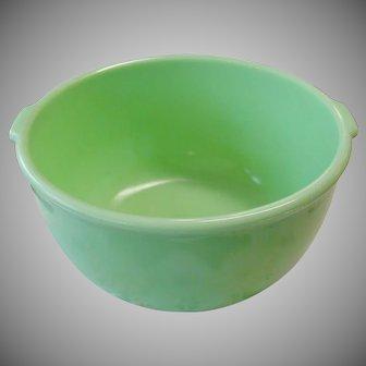 Sunbeam Mixmaster Large Jadeite Mixing Bowl