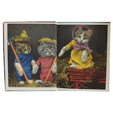 The Little Kittens Nursery Rhymes Book – Elf Book