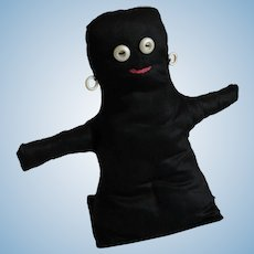 Vintage Black Mammy Doll