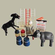 Schoenhut Humpty Dumpty Toys Circus Set