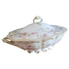 Haviland - Limoges Covered Vegetable Dish