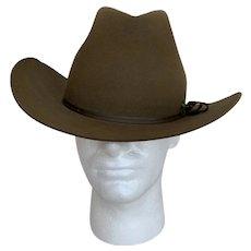 Resistol XXX Beaver Vintage Cowboy Hat and Box