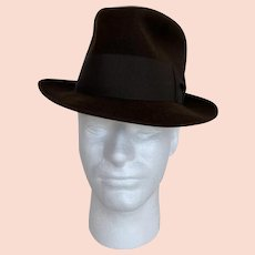 Park Lane by Bond Vintage 1950s Fedora