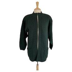 Huntington Ridge Vintage 1980s Cardigan Sweater