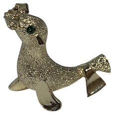 Gerry's 1960s Sea Lion Brooch