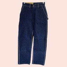 1962 OshKosh B'Gosh Dungarees, Carpenter Pants, New Old Stock