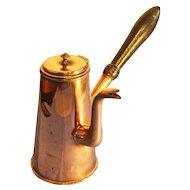 Georgian Tavern or Coffee House Coffee Pot.