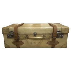 French Vellum Trunk