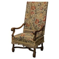 French Needlepoint Bergere