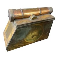 Huntley & Palmers Biscuit Tin Cannon Reading and London England