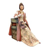 Isabella Figurine Hutschenreuther made in Germany Profiles in Porcelain