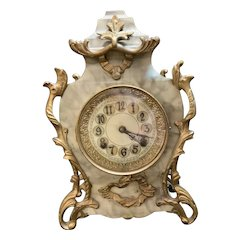 New Haven Clock New Haven, Conn, USA Pasargad American Table Clock