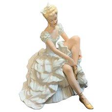 German Schaubach-Kunst Wallendorf Ballerina Figure