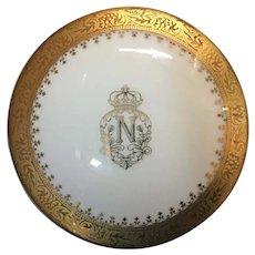 Limoges Castel  Negresco porcelain trinket box