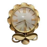 Looping 15 Jewels 8 Day Swiss Alarm Clock Works