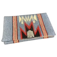 Chimayo clutch purse